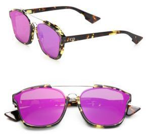 de13e37828 ... Christian Dior Dior Abstract 58mm Square Sunglasses ...