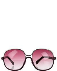 Chloé Gradient Lens Sunglasses