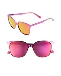Lilly Pulitzer Landon 54mm Polarized Sunglasses