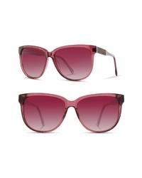 Shwood Mckenzie 57mm Retro Sunglasses