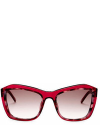 Escada Oversized Sunglasses