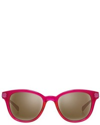 Perverse Sunglasses Womans Slay Clubmaster Sunglasses