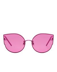 Gentle Monster Pink Ami Adam Sunglasses