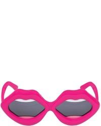 Yazbukey Lips Acetate Sunglasses