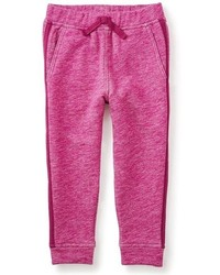 Tea Collection Girls Side Stripe Jogger Pants