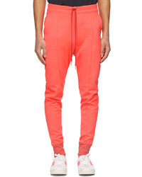 Tom Ford Pink Jersey Lounge Pants