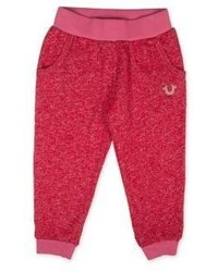 True Religion Toddlers Little Girls Girls Heathered Sweatpants