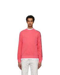 Moncler Red Sweatshirt