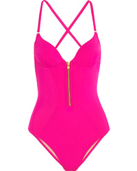 Hot Pink Swimsuit