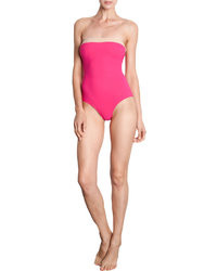 Lanvin Strapless Swimsuit