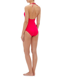 Eres Wish One Piece Halter Swimsuit