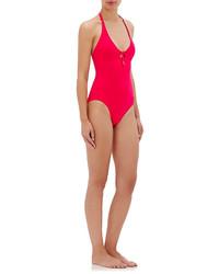 Eres Wish One Piece Halter Swimsuit