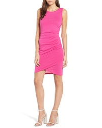 Leith Ruched Body Con Tank Dress
