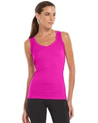 tek gear Base Layer V Neck Workout Tank