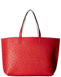 Echo Design Sunflower Laser Cut Essex Tote Tote Handbags