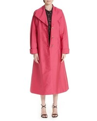 Etro Taffeta Trench Coat