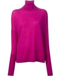 Hot Pink Turtlenecks for Women | Women's Fashion