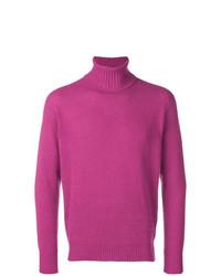 Maison Flaneur Cashmere Turtleneck Sweater