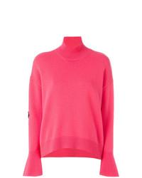 MRZ Elbow Patch Sweater