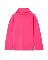 Adam Lippes Merino Wool Turtleneck Sweater