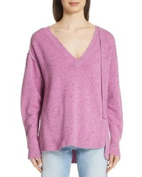 Marc Jacobs Cashmere Sash Detail Sweater