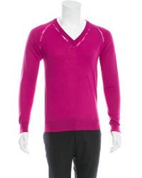 Christian Dior Wool Sweater