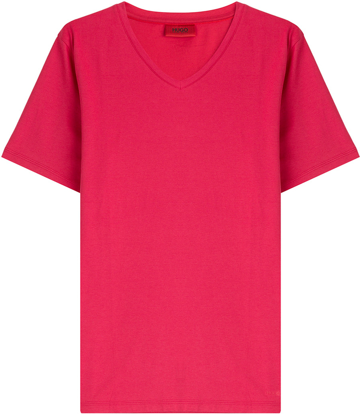 Hugo Cotton T Shirt | Where to buy & how to wear