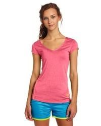 Deep v workout t shirt medium 64700
