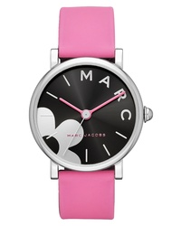 Marc Jacobs Classic Silicone Watch