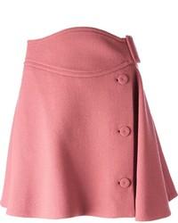 Carven High Waisted Skirt