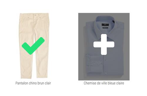 1. Ajouter des vêtements à ta garde-robe sur Lookastic