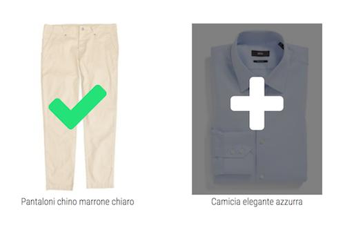 1. Aggiungi gli articoli che possiedi al tuo guardaroba Lookastic.