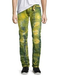 Jean chartreuse Robin's Jeans