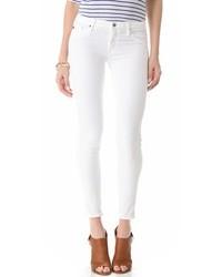 Jean skinny blanc AG Jeans