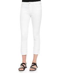 Jean skinny blanc Joe's Jeans