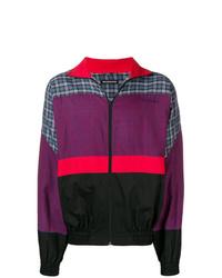 Jersey con cremallera en multicolor de Balenciaga