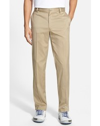 Jersey con cremallera marrón claro de Nike