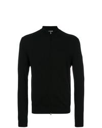 Jersey con cremallera negro de Fashion Clinic Timeless