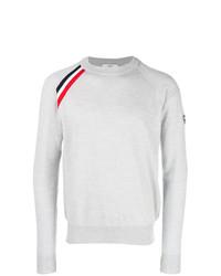 Jersey con cuello circular gris de Rossignol