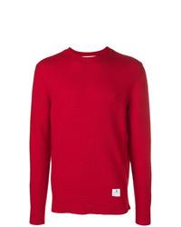 Jersey con cuello circular rojo de Department 5