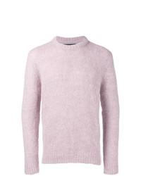 Jersey con cuello circular rosado de Natural Selection