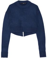 Jersey corto azul marino de Tibi