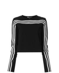 Jersey corto estampado negro