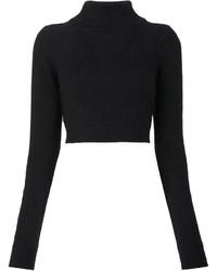 Jersey corto negro de Balmain