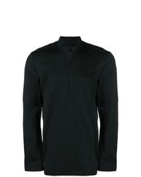Jersey de cuello alto con cremallera negro de Y-3