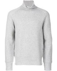 Jersey de cuello alto de lana blanco de Levi's