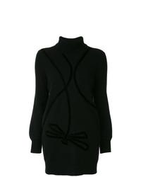 Jersey de cuello alto estampado negro de Onefifteen