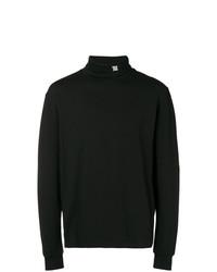 Jersey de cuello alto negro de Misbhv