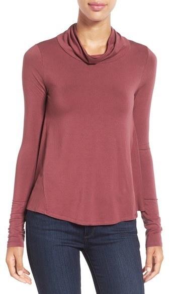 Jersey de Cuello Alto Rosa de LAmade  dónde comprar y cómo combinar 8e51b51642ad