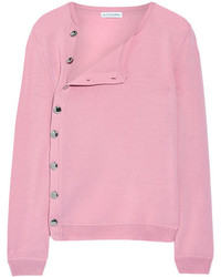 Jersey de lana rosado de Altuzarra